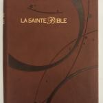 La sainte bible Orange