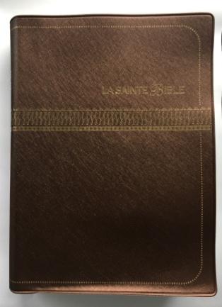 La sainte Bible Cho